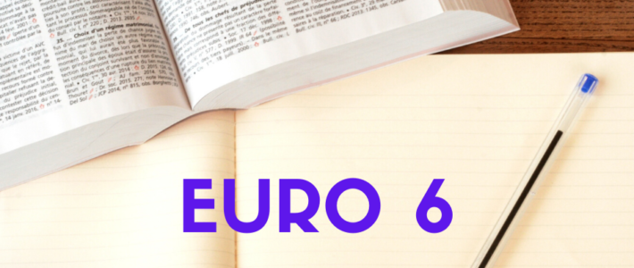 EURO 6/VI REGULATION: LET'S MAKE IT CLEAR!